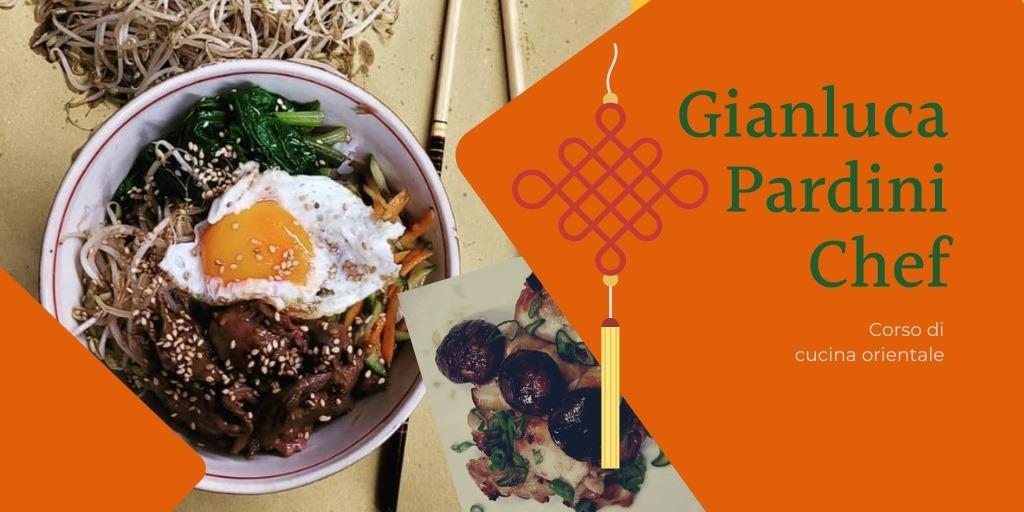 Incontri con lo chef Gianluca Pardini