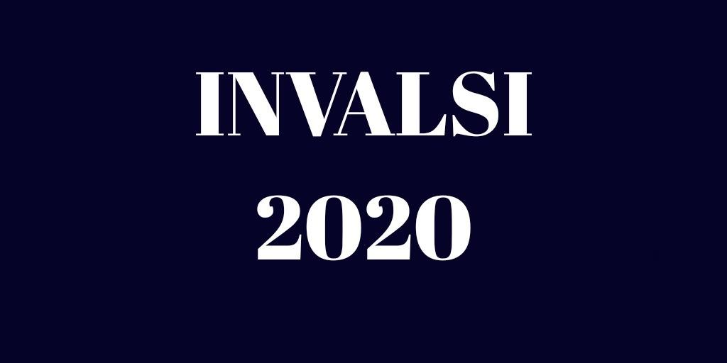 Invalsi 2020