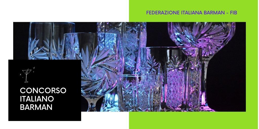 Concorso Italiano Barman – FIB – 2020-21