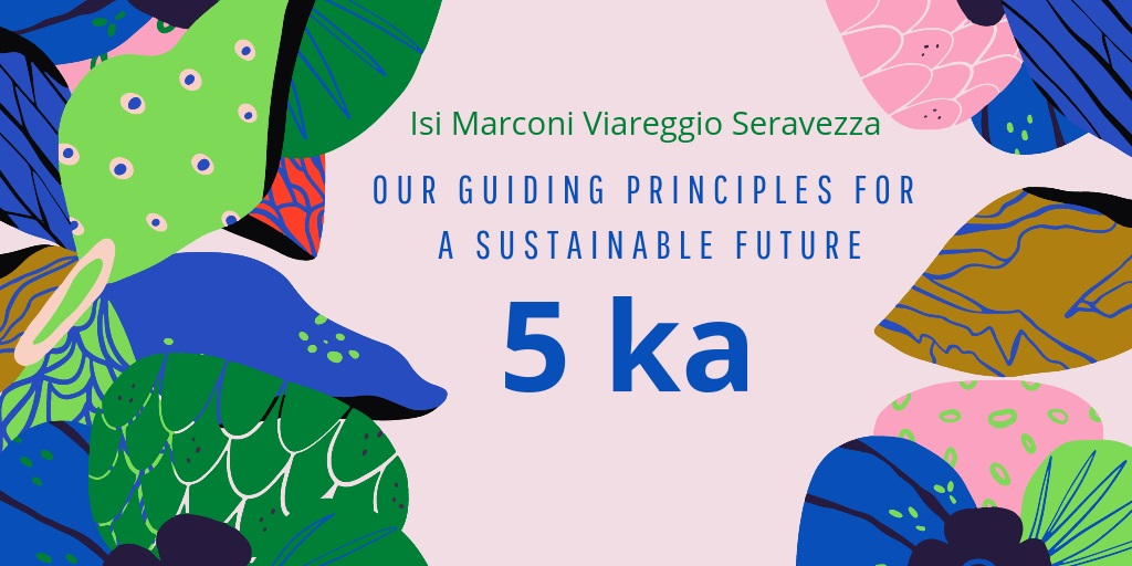Our guiding principles for a sustainable future